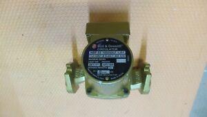 Bell & Gossett 103252LF Bronze Circulator Pump NBF-22 1/25 HP 115 V Circulating