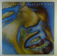 """12"""" LP - Joe Cocker - Sheffield Steel - L4786 - washed & cleaned"""