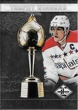 12/13 Panini Limited Trophy Winners Insert #3 Alex Ovechkin #112/199