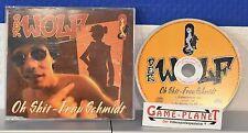 Oh Shit, Frau Schmidt-Der Wolf Musik CD in OVP