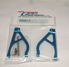 TRAXXAS MINI SUMMIT 1/16TH GPM BLUE ALUMINUM REAR UPPER ARM MST057
