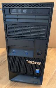 Lenovo ThinkServer TS140 70A50022UK Intel Xeon E3-1226V3 Server 8GB Ram 1TB HDD