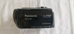 Panasonic HDC-HS80, Full HD camcorder, 3megapixels, SD/HDD, with bag