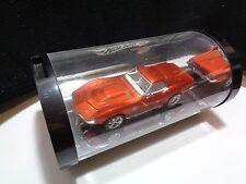 HOT WHEELS 1969 corvette 1/18 showcase Tube H0413 *NEW*
