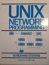 Unix Network Programming 1st ed