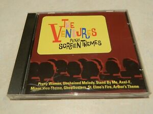 The Ventures Play Screen Themes CD