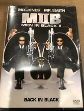 Men In Black (Ii), Back in Black - Will Smith, Tommy Lee Jones - New Dvd Sealed