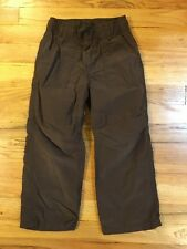 Gymboree Lined Brown Pants Size 4