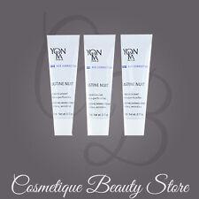 Yonka Elastine Nuit All Skin Hydrating Cream SAMPLES 3 TUBES 5ml/0.17oz NEW