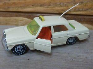 Siku MERCEDES BENZ 250 Taxi V309:1020 Made W Germany🚕RARE SUPERB Vintage