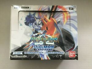 Digimon BT5  - BATTLE OF OMNI  RARE - Singles (English TCG ) SELECT YOUR OWN