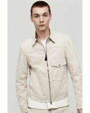 Rag & Bone Natural Jeffery Jacket for Men NWT $595   SZ 40   C297