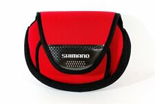 SHIMANO Spinning Reel Shock Guard Cover Pouch Case for #3000-C5000 Reel Red