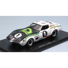 CHEVROLET CORVETTE C3 N.1 ACCIDENT Le Mans 1970 J.BOURDON-J.C.AUBRIET 1:43