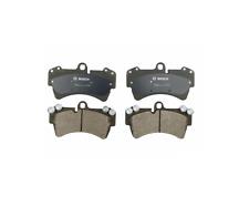 BOSCH QuietCast Front Discs Pads Disc Brakes Brake Pad Set for Audi 2007-2014 Q7