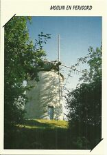 MOULIN à VENT en PERIGORD - Carte postale couleurs neuve - Dordogne