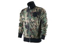Nike BRAZIL CANARINHO WOVEN N98 Soccer Track shirt sweat Jersey BRASIL Jacket-~L