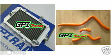 Yamaha RAPTOR 660 660R YFM 660 YFM660 oversize Aluminum Radiator &OR HOSE