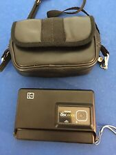 kodak disc 6000 digital disc camera w/ case & strap