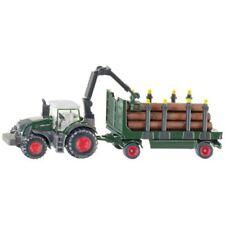 Modellini statici di mezzi agricoli trattore in legno