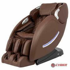 Osaki OS-4000XT Brown L-Track Zero-G 6-Program Foot Rollers Heated Massage Chair