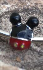 Mickey Mouse Charm For European Charm Bracelet