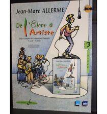 De l'élève à l'artiste - Volume 3 (+CD) - Allerme