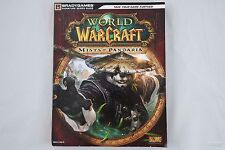 World of WarCraft Mists of Pandaria BradyGames Signature Series Guide Blizzard