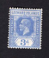 Leeward Island 1923 stamp SG#68 MH CV=23,50$