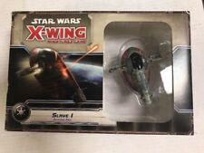 X-Wing Miniaturas Juego esclavo 1 Pack De Expansión Nuevo y Sellado