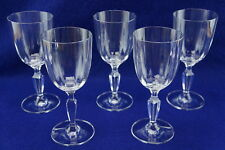 "Villeroy & Boch Malindi (5) Claret Wine Glasses, 7 1/8"""