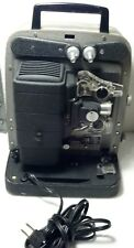 Vintage Bell & Howell 8mm movie projector auto load #254 RA. 1950's