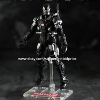 "New War Machine Marvel Avengers Legends Comic Heroes Action Figure Kids Toys 7"""