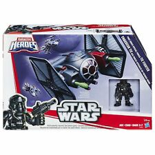 Playskool Star Wars Galactic Heroes Last Jedi First Order Tie FIghter