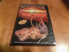 MOSSBACK TROPHY HUNTING IN SOUTH AFRICA African Big Game Cape Buffalo DVD NEW