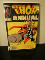 The Mighty Thor Annual #11 Eitri 1st Appearance 1983 Dinklage INFINITY Newsstand