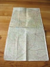 2 alte Landkarten Karten Osteuropa 2 WK V 60 Leningrad und V 59 Luga um 1937