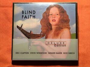 Blind Faith - Blind Faith - 2 CD, Deluxe Edition - 2001 - Rock