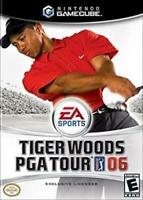 Tiger Woods PGA Tour 06 Nintendo Gamecube Game Used Complete