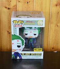 Funko POP DC Comics Bombshells: The Joker #170 (With Kisses) Hot Topic Exclusive