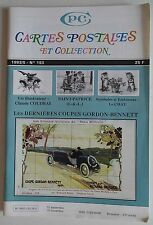 CPC Cartes Postales et Collection n°153- Claude Coudray Le chat Gordon Bennett