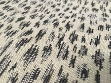 Highland Court Animal Skin Upholstery Fabric Leopold Charcoal 1.60 yd 190066H-79