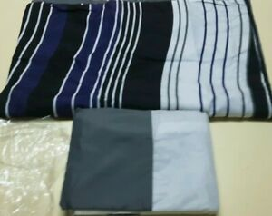 Queen Size Bed Skirt and 2 Queen Size Pillow Shams New Without Tags #WC55