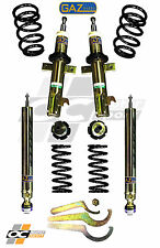 Ford Fiesta MK6 ST150 Gaz Coilovers Adjustable Ride Height and Damper Suspension