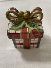 New ListingFitz and Floyd Christmas Present Lidded Box