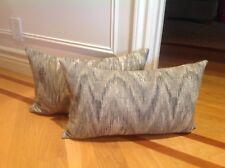 Modern Style Decorative Lumbar Throw Pillow Cover