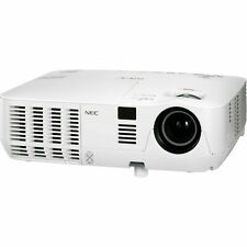 NEC NP-V300X HDMI 3000 LUMENS HOME CINEMA PROJECTOR NEW LAMP 5000 HRS