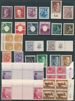Lot Stamp Germany Poland Bohemia Bulgaria WWII 3rd Reich Hitler Red Cross MNG