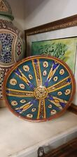 Antique Islamic Moroccan Pottery Bowl