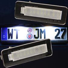 LED SMD sehr helle weiße Kennzeichen Beleuchtung Smart 450 451 7215